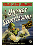 Creature From the Black Lagoon, (AKA Uhyret Fra Den Sorte Lagune), Julie Adams, 1954 Prints