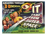 It Came From Outer Space, 1953 Poster