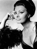 Arabesque, Sophia Loren, 1966 - Photo