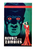 Revolt of the Zombies, 1936 Poster