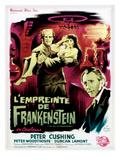 The Evil of Frankenstein (AKA L'Empreinte De Frankenstein), 1964 Photo