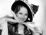 The Scarlet Pimpernel, Merle Oberon, 1934 Photo