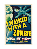 I Walked With A Zombie, 1943 Reprodukcje