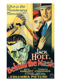 Behind the Mask, Boris Karloff, Constance Cummings, Jack Holt, 1932 Prints
