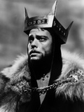 Macbeth, Orson Welles, 1948 Photo