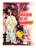 The Invasion of the Vampires, (AKA La Invasion De Los Vampiros), 1963 Prints