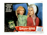 Queen of Blood, Judi Meredith, Florence Marley, 1966 Photo