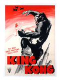 King Kong, 1933 Plakát