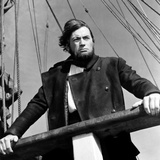 Moby Dick, Gregory Peck, 1956 Photo