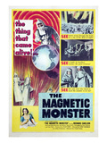 The Magnetic Monster, 1953 Photo