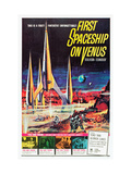 First Spaceship On Venus (AKA Der Schweigende Stern), 1960 Photo