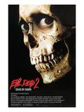 Evil Dead II (AKA Evil Dead 2: Dead By Dawn), 1987 Poster