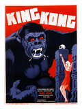 King Kong, 1933 Prints