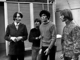 Head, The Monkees, (From Left: Mike Nesmith, Davy Jones, Mickey Dolenz, Peter Tork), 1968 Prints