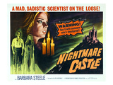 Nightmare Castle, 1965 Photo