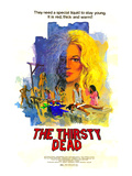 The Thirsty Dead, (AKA, Blood Hunt, the Blood Cult of Shangri-La), Jennifer Billingsley, 1974 Photo