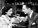 One Way Passage, From Left: Kay Francis, William Powell, 1932 Photo