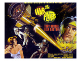 The War of the Planets, Lisa Gastoni, Tony Russell, Franco Nero, 1966 Prints