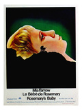 Rosemary&#39;s Baby, (AKA Le Bebe De Rosemary), Mia Farrow, 1968 Posters
