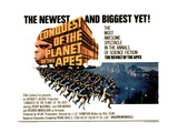 Conquest of the Planet of the Apes, 1972 Posters
