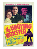 The Undying Monster, Heather Angel, James Ellison, Eily Malyon, Bramwell Fletcher, 1942 Photo