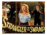 Strangler of the Swamp, Rosemary La Planche, Charles Middleton, 1946 Posters