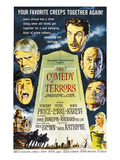 The Comedy of Terrors, 1964 Posters