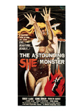 Astounding She-Monster, 1957 Photo