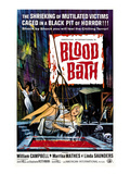 Blood Bath, (AKA Portrait of Terror; Track of the Vampire), 1966 Prints