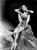 Dorothy Lamour, Portrait in 'Jungle Princess', 1936 Posters