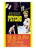 Psycho, Anthony Perkins, Vera Miles, Janet Leigh, John Gavin, 1960 Foto