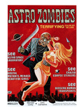 The Astro-Zombies, 1969 Pósters