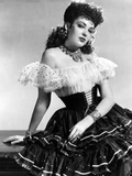 My Darling Clementine, Linda Darnell, 1946 Photo