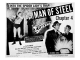 Superman, (Serial), Kirk Alyn, Chapter 4, 'Man of Steel', 1948 Photo