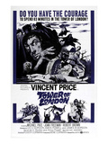 Tower of London, Vincent Price (Top, Left), 1939 Prints