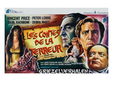 Tales of Terror, (aka Les Contes De La Terreur), 1962 Photo