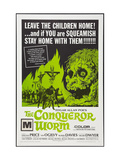 The Conqueror Worm, (AKA Witchfinder General), 1968 Reprodukcje