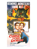 Night of the Demon, (AKA Curse of the Demon), Dana Andrews, Peggy Cummins, 1957 Prints