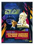 Diary of A Madman, (AKA L'Etrange Histoire Du Juge Cordier), 1963 Photo