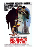 Dr. Black, Mr. Hyde, Bernie Casey, 1976 Photo