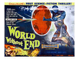 World Without End, Bottom Left: Nancy Gates, 1956 Photo
