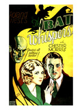 The Bat Whispers, 1930 Posters