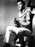 Blue Hawaii, Elvis Presley, 1961 Photo