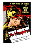 The Vampire, John Beal, Coleen Gray, 1957 Photo