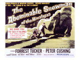 The Abominable Snowman, (AKA the Abominable Snowman of the Himalayas), 1957 Prints