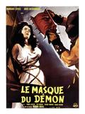 Black Sunday, (aka Le Masque Du Demon, aka La Maschera Del Demonio), Barbara Steele, 1960 Photo