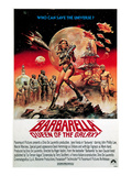 Barbarella (AKA Barbarella: Queen of the Galaxy), Jane Fonda, 1968 Affiche