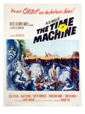 The Time Machine, 1960 Posters