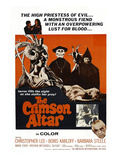 The Crimson Cult, (U.S Title: AKA Crimson Altar, British Title: Curse of the Crimson Altar), 1968 Posters