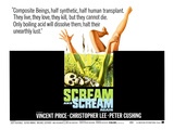 Scream And Scream Again, 1970 Photo